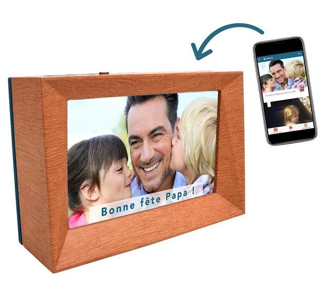 Familink Cadre photo numérique 3G, avis et test : Parfait pour les seniors ?